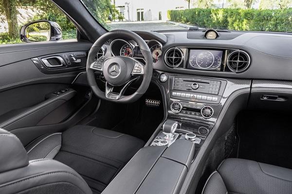 Mercedes-AMG SL 63 Argentina