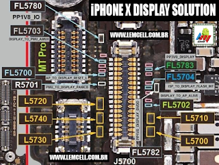 Solução para Display / LCD Apple iPhone X Aplle iPhone X Display Lcd Solution