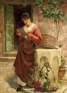 John Charles Arter - Любовное письмо