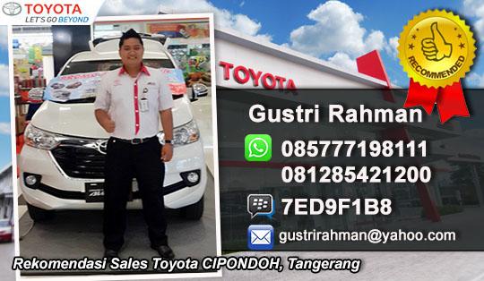 Toyota Cipondoh - Tangerang