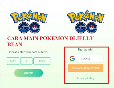 Cara Download Main Pokemon GO Android Jelly Bean Terbaru