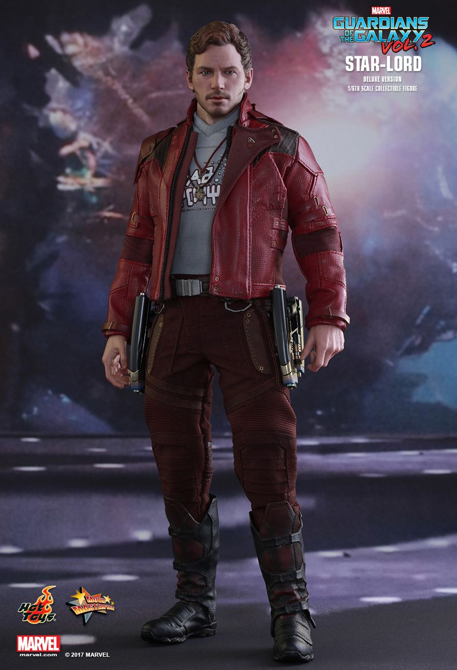 GUARDIANS OF THE GALAXY VOL.2 - STAR-LORD (Deluxe Version) 7