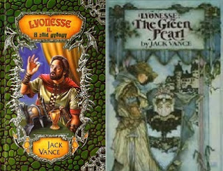 Lyonesse 2. A zöld gyöngy könyv