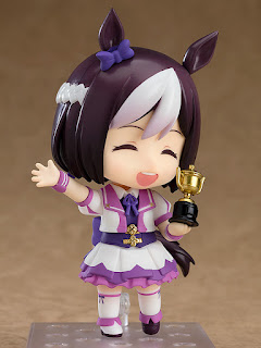 "Nendoroid Special Week de ""Uma Musume: Pretty Derby"" - Good Smile Company"