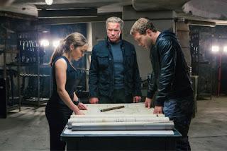 Terminator Genisys 2015 cast