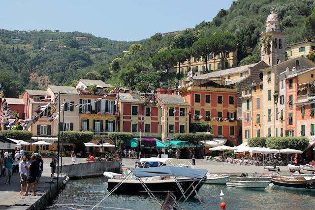 Cinqe Terre Włochy