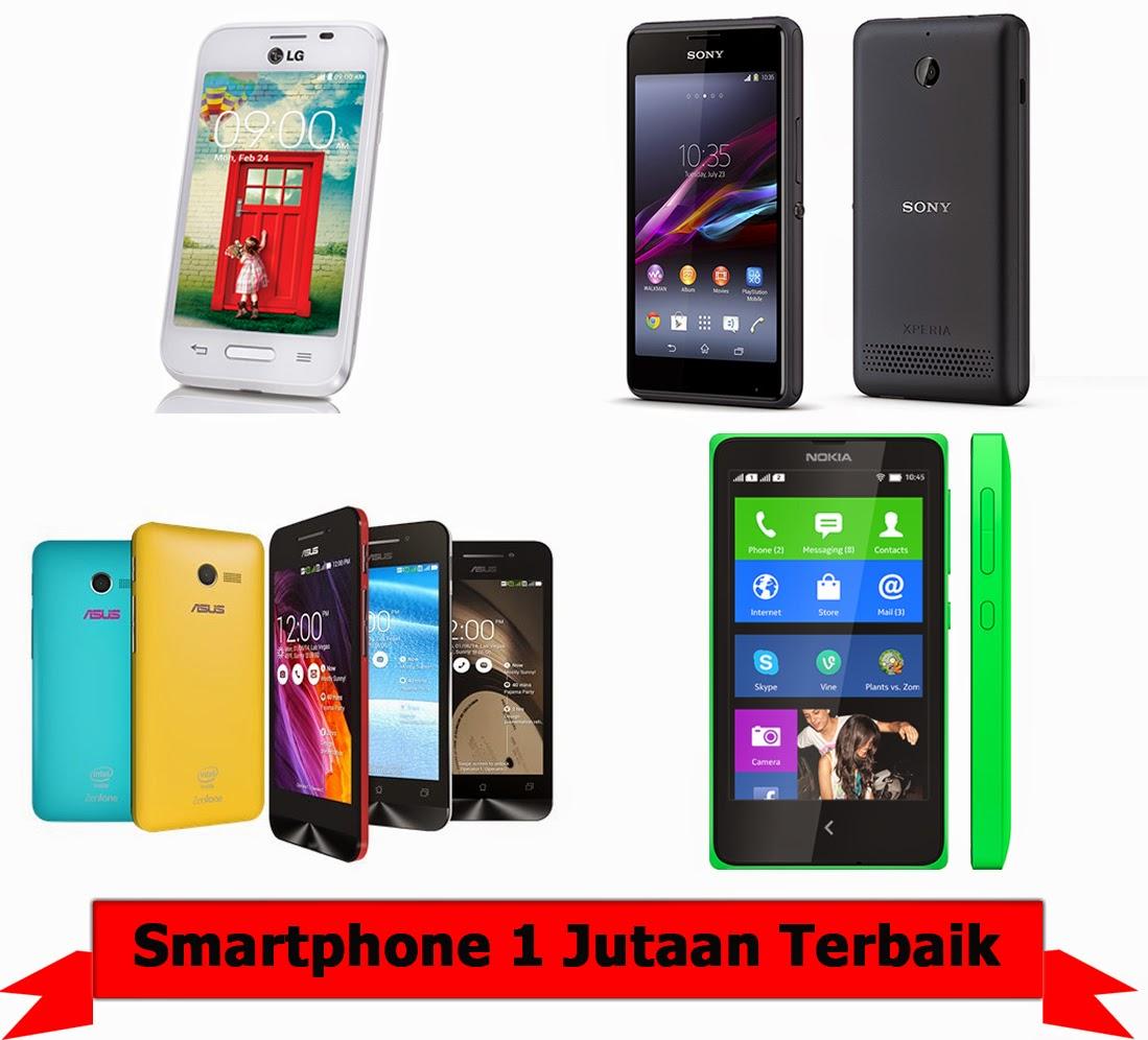 Smartphone Android Dengan Harga 1 Jutaan Terbaik ~ Tech ...