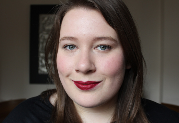 one little vice beauty blog: affordable drugstore matte lipstick review