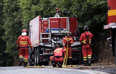 Encuentran calcinado cuerpo mujer que buscaba animales en el incendio d Gran Canaria