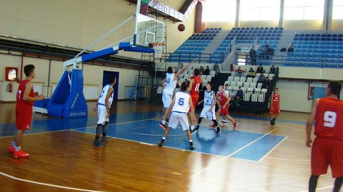 Μόνη αήττητη η Νικόπολη στο αναπτυξιακό Βasketball Camp Cadets FIBA Europe-ΕΟΚ της Πρέβεζας-Φωτορεπορτάζ από τα σημερινά παιχνίδια