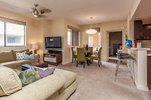 Biltmore Palm Springs Colony Condo In