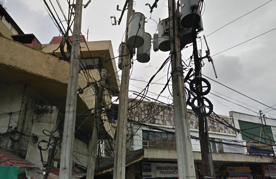Baguio City plans for underground cable system to eliminate ... on