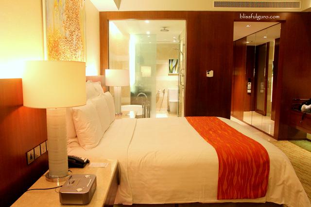 Manila Marriott Hotel Blog