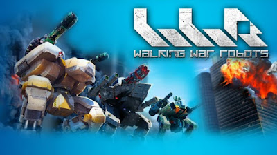 Walking War Robots Apk Mod (Mod Money) 1
