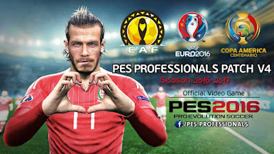 PES Professionals Patch V4.0