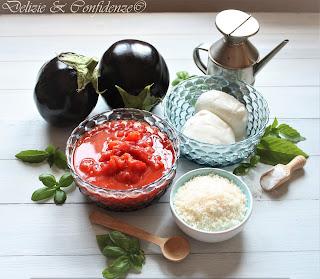 Parmigiana di melanzane al microonde
