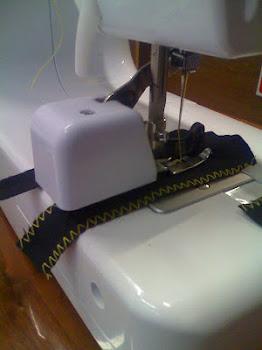 Εξάρτημα κοπτοράπτη -Ραπτομηχανή
