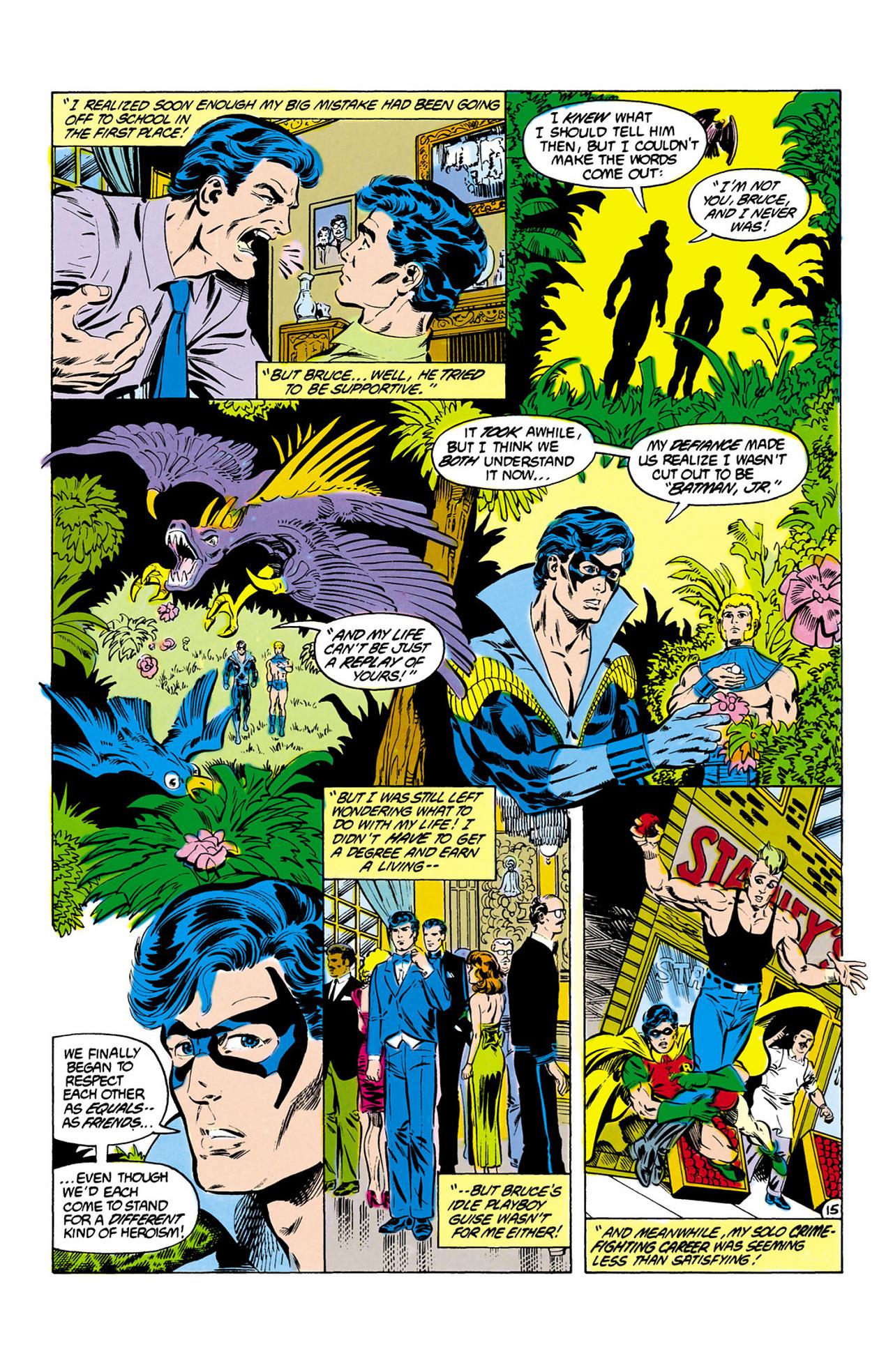 Read online Secret Origins (1986) comic -  Issue #13 - 16