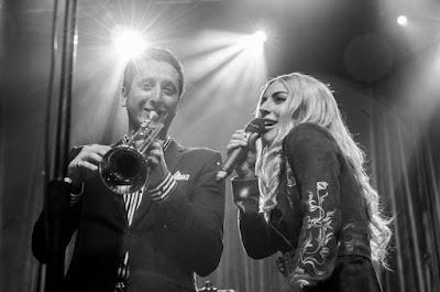 Lady Gaga Accompanies  Brian Newman On Nina Simone's Classic Cover 'Don't Let Me Be Misunderstood'