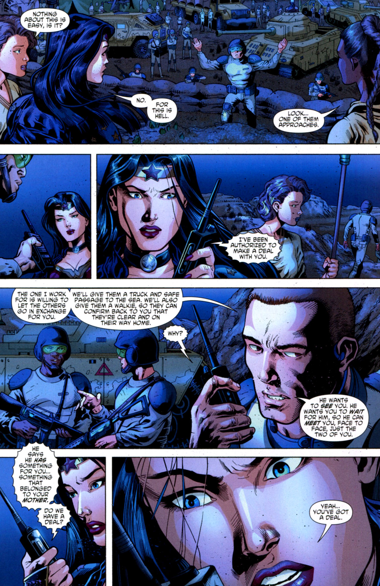Read online Wonder Woman (2006) comic -  Issue #603 - 19