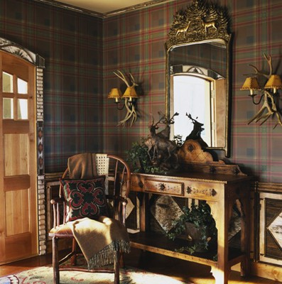 Splendid Hunting Bedroom Decor