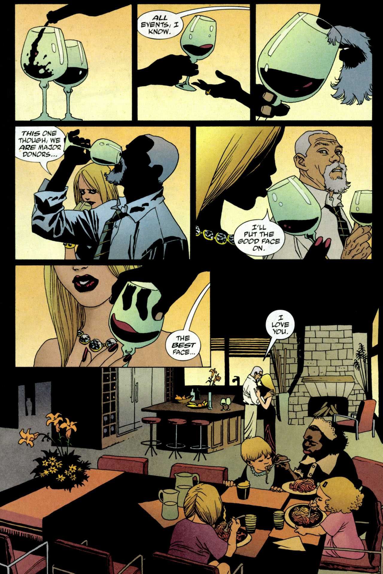 Read online 100 Bullets comic -  Issue #84 - 9
