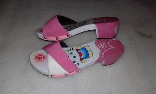 Sandal Anak Cantik Kelom Geulis Tasikmalaya
