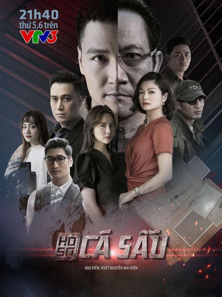 Hồ Sơ Cá Sấu - VTV3 (2020)