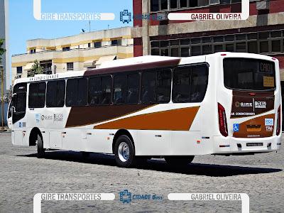 Ônibus 335 Cordovil x Praça da República