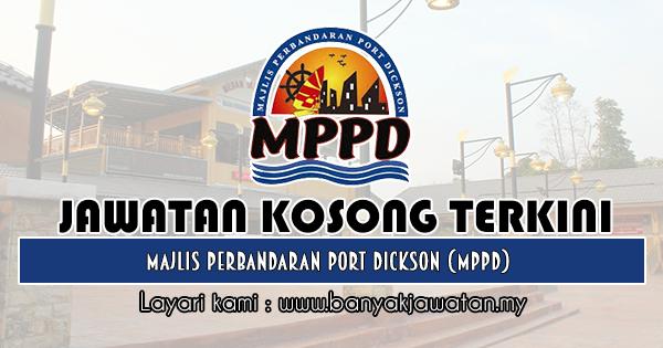 Jawatan Kosong 2019 di Majlis Perbandaran Port Dickson (MPPD)