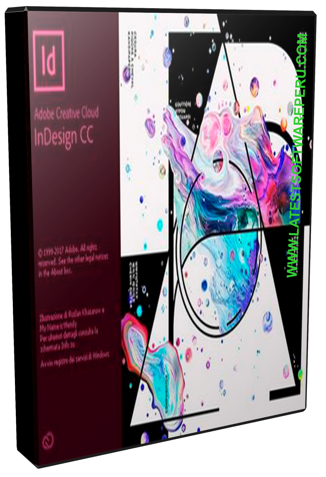 ADOBE INDESIGN CC 2018 V13.0.0.125 (Mac OS X), MULTILENGUAJE ...