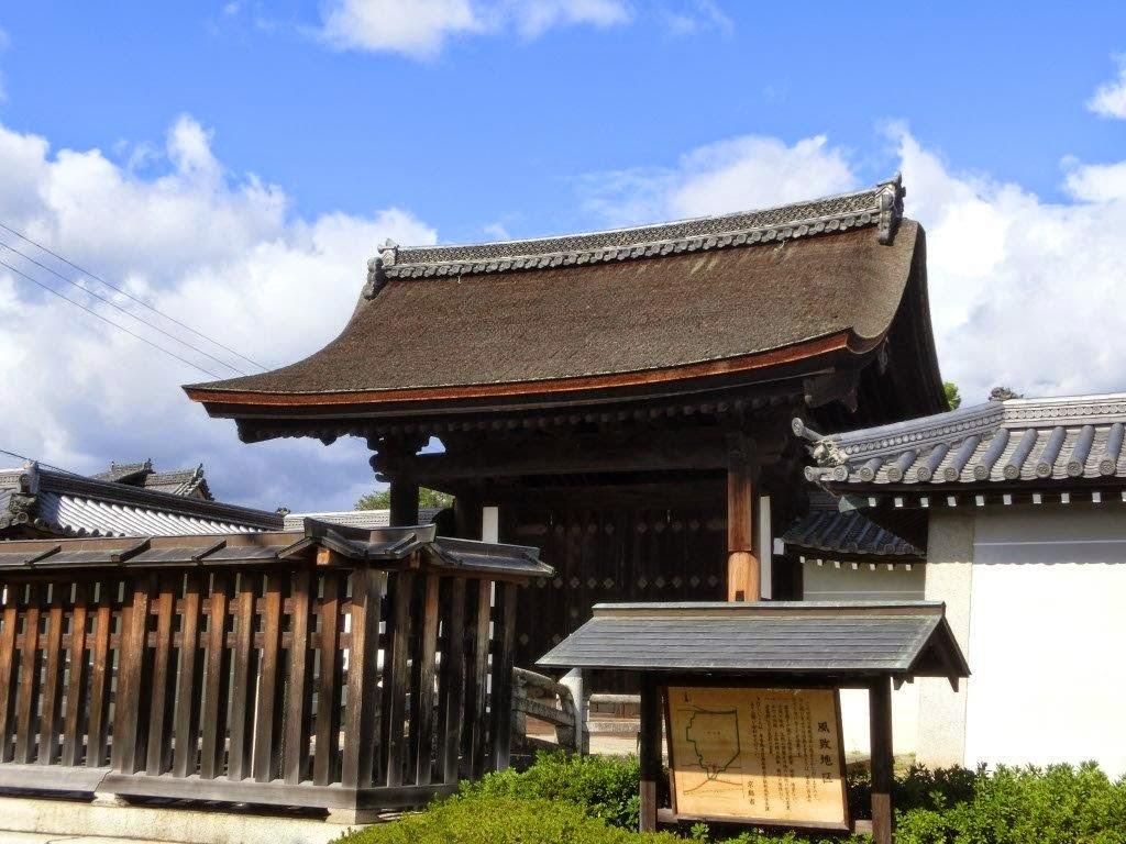 妙心寺勅使門