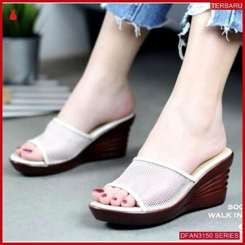 DFAN3150S121 Sepatu Us71 Wedges Casual Wanita 7 Cm BMGShop