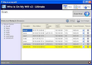 Who is On My Wifi Ultimate v2.1.5