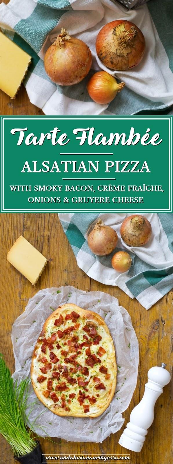 Tarte Flambee_Flammkuche_recipe_Alsace pizza_Andalusian auringossa_foodblog_PIN ME