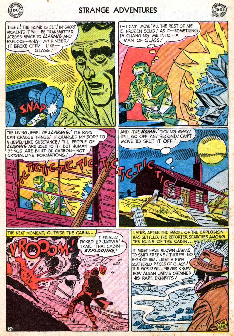 Strange Adventures (1950) issue 25 - Page 33