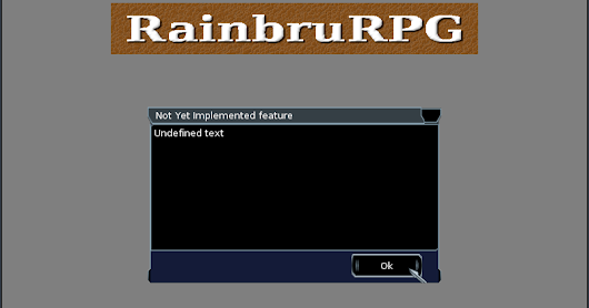 RainbruRPG switched to revision 252
