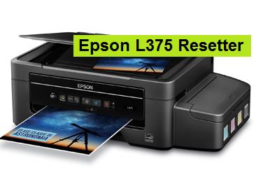 Epson L375 Resetter