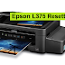 Epson L375 Resetter || All Lights Blinking || Service Required