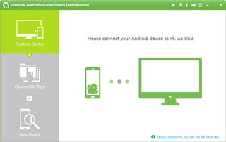 fone paw android data recovery
