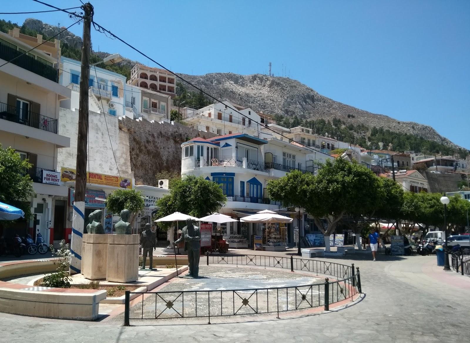 Kos Adası: Hipokrat Havaalanı misafirler için bekliyor 89