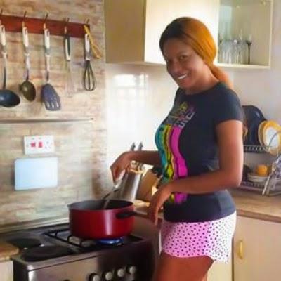 chika ike cooking