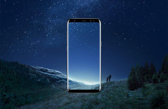 سعر ومواصفات هاتف Samsung Galaxy S8 مدونة بعلى للاحتراف