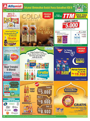 Katalog Promo Mailer Alfamidi Terbaru 2018