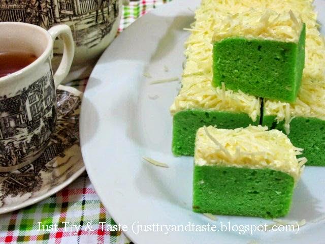 Resep Rainbow Cake Kukus Istimewa: Resep Membuat Brownies Kukus Pandan Istimewa