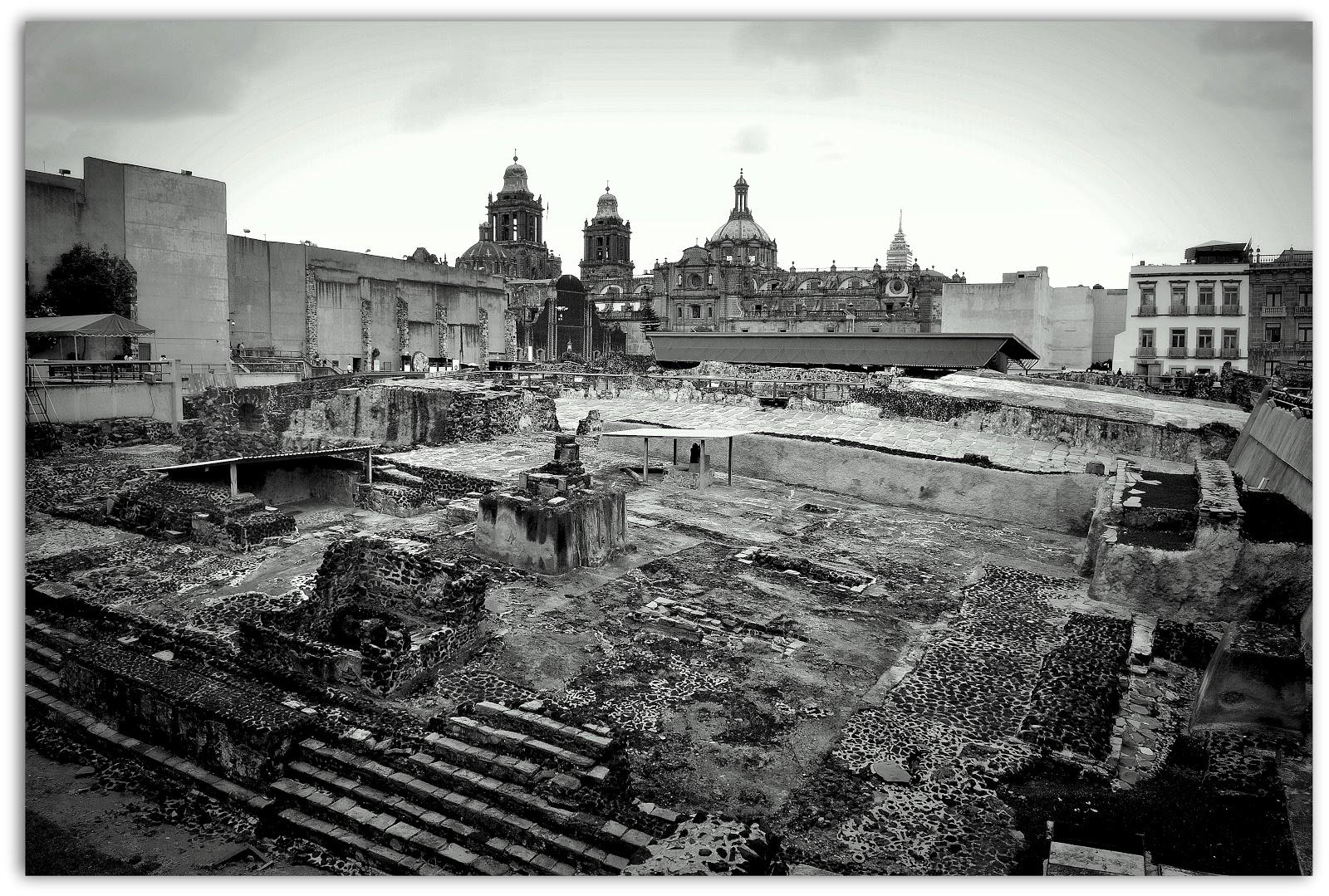 Aztec ruins in Tenochtitlan. Play AZTEC GOLD on 1Up Casino ...  |Tenochtitlan Ruins