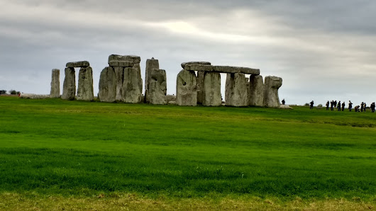 Our European Vacation, part 3; Exploring Scotland and Bath and Stonehenge.