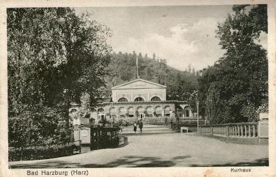 Bad Harzburg, Harz, Alemania, 1928