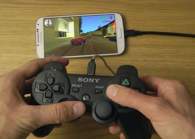 Cara Main Game Android Menggunakan Joystick