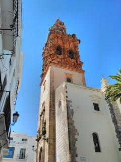 Torre de San Miguel Arcángel Jerez